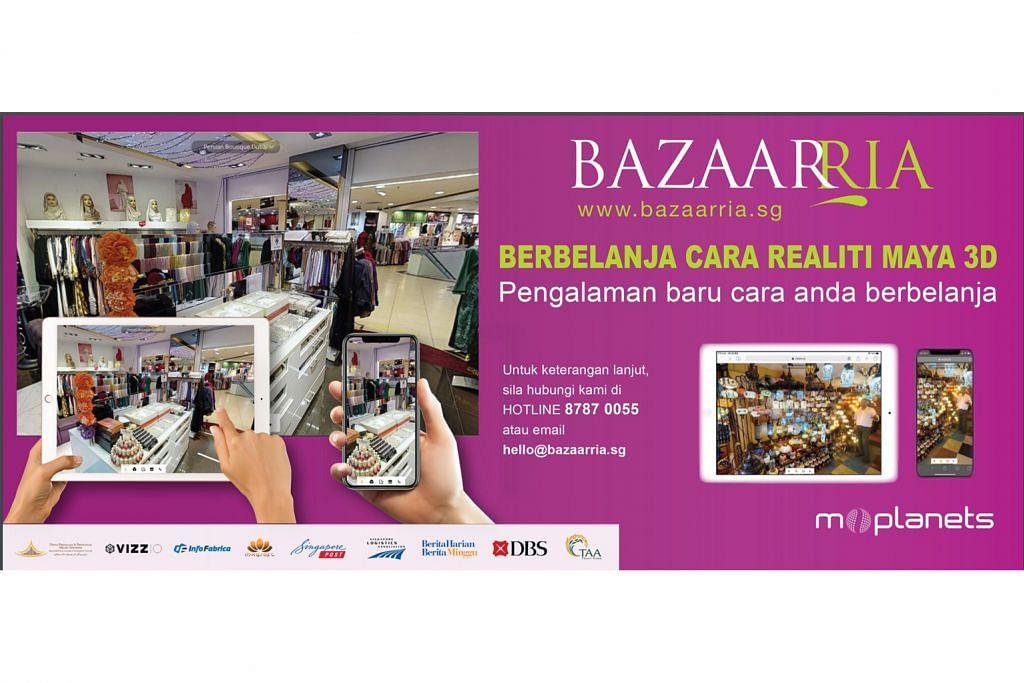 DBS bantu peniaga BazaarRia dapat wang niaga segera