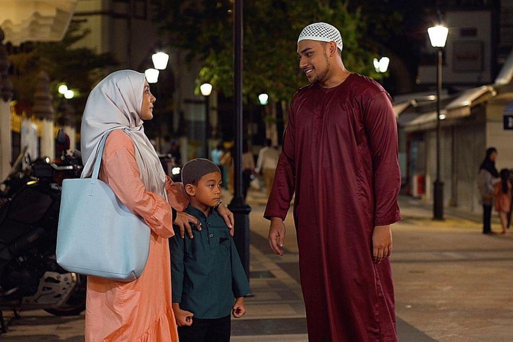 Sinopsis: Tempahan Eid