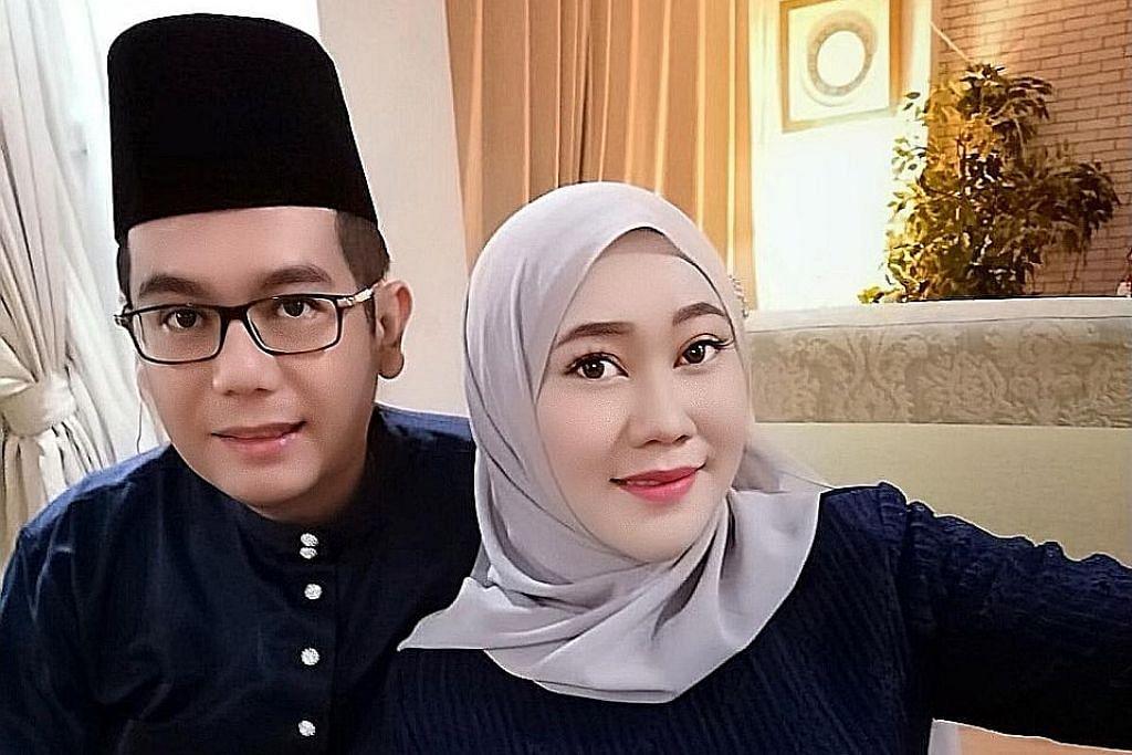 Cef Amri: Kahwin, tak berbulan madu dan beraya di rumah