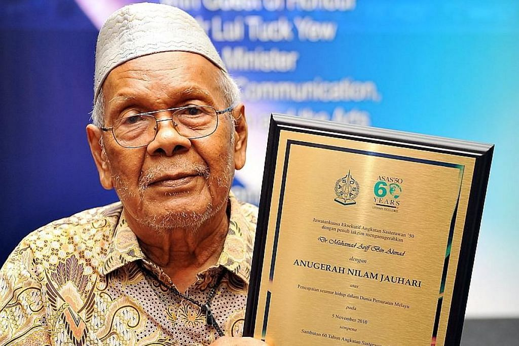 Muhd Ariff perjuang masyarakat dengan penuh diplomasi melalui karya membina