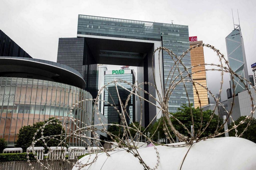 Carrie Lam: Akta keselamatan HK tidak akan jejas hak, kebebasan