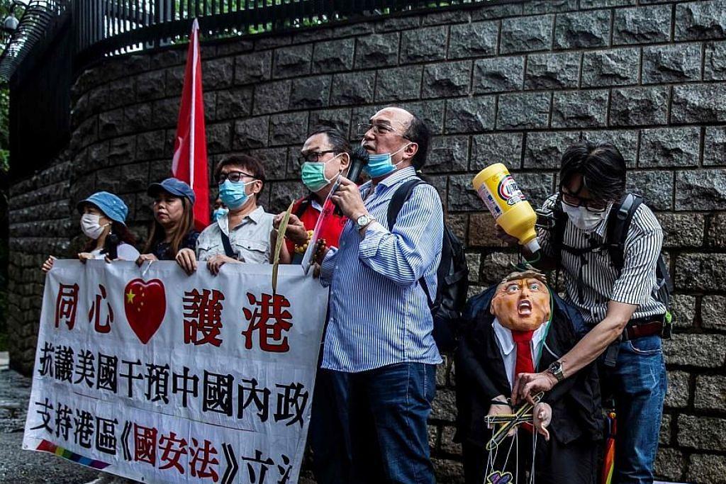 Keputusan AS gugur 'hak istimewa' HK tidak jejas China?