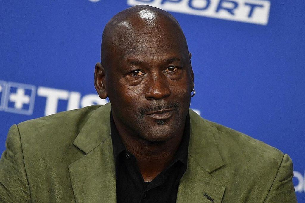 Michael Jordan: Kami dah tak tahan