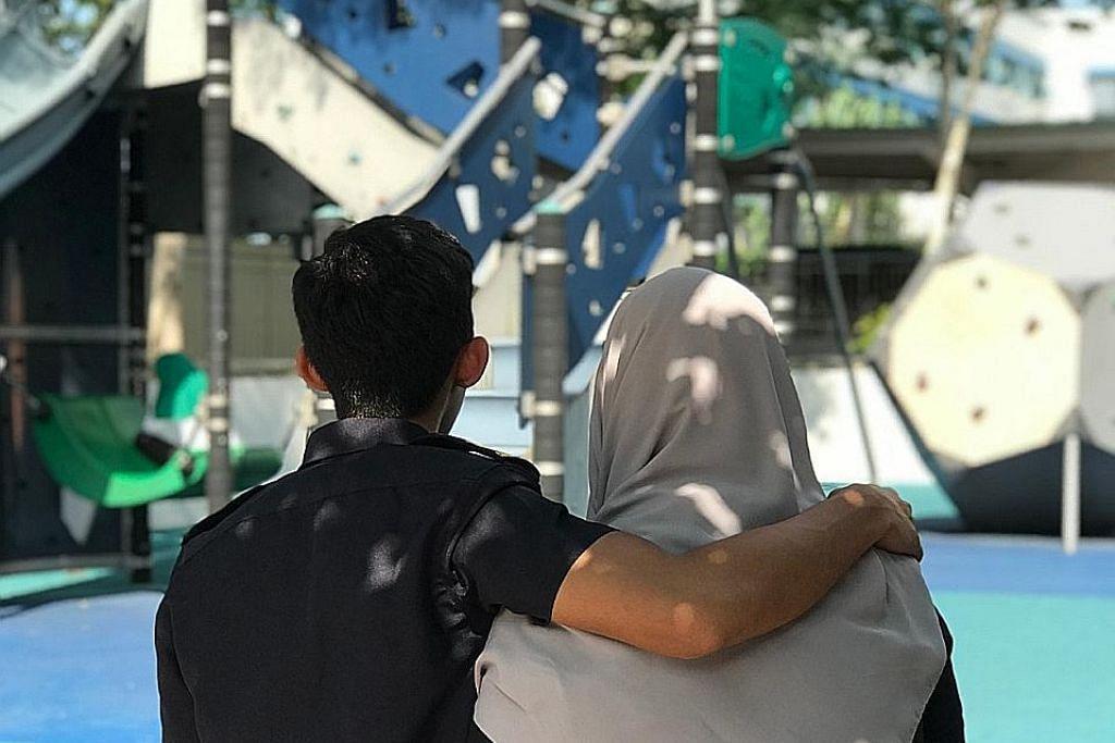 Bantuan kewangan ceriakan keluarga ibu tunggal pada Ramadan, Syawal