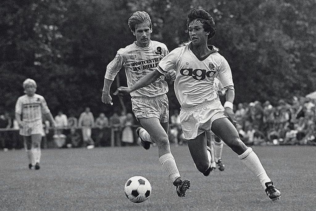 Fandi dinama antara pemain terbaik Asia dalam liga Belanda