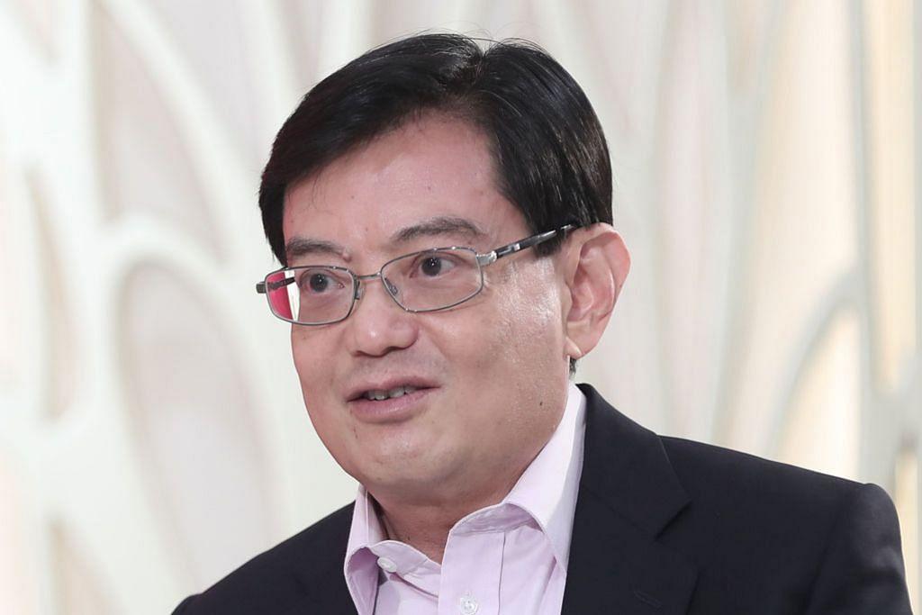Strategi SG gabung tenaga dengan rakan penting: DPM Heng