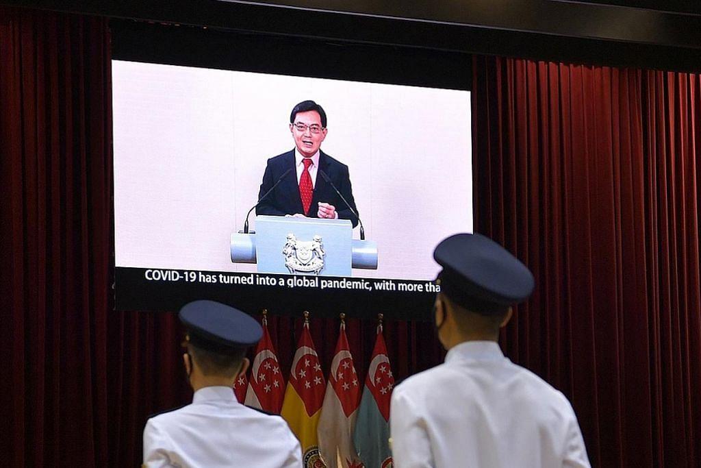 S'pura mesti terus lindungi diri dari ancaman siber: DPM Heng