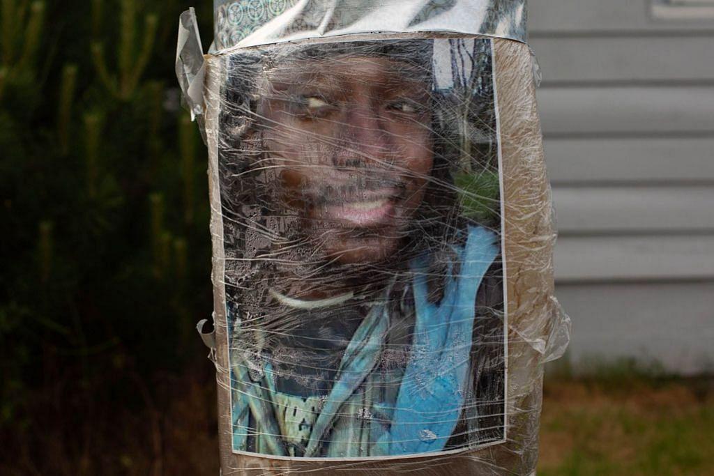 Kes 'baru' kematian warga kulit hitam semasa ditahan polis di Washington
