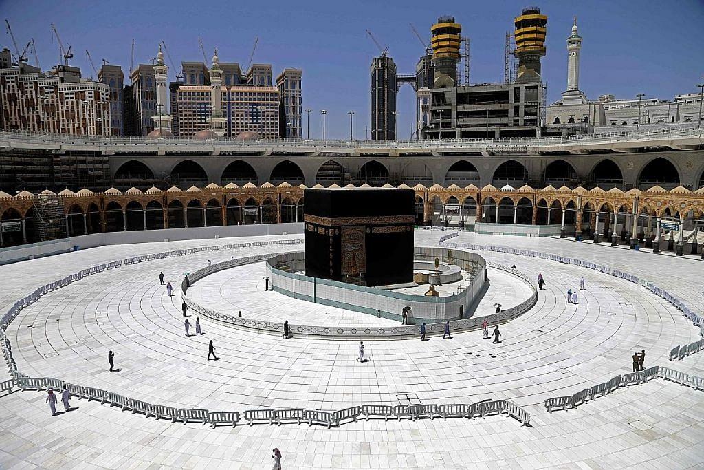 Saudi masih timbang batal atau hadkan jemaah haji