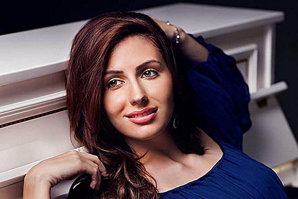Bintang soprano Italy-Canada gegarkan dunia muzik India