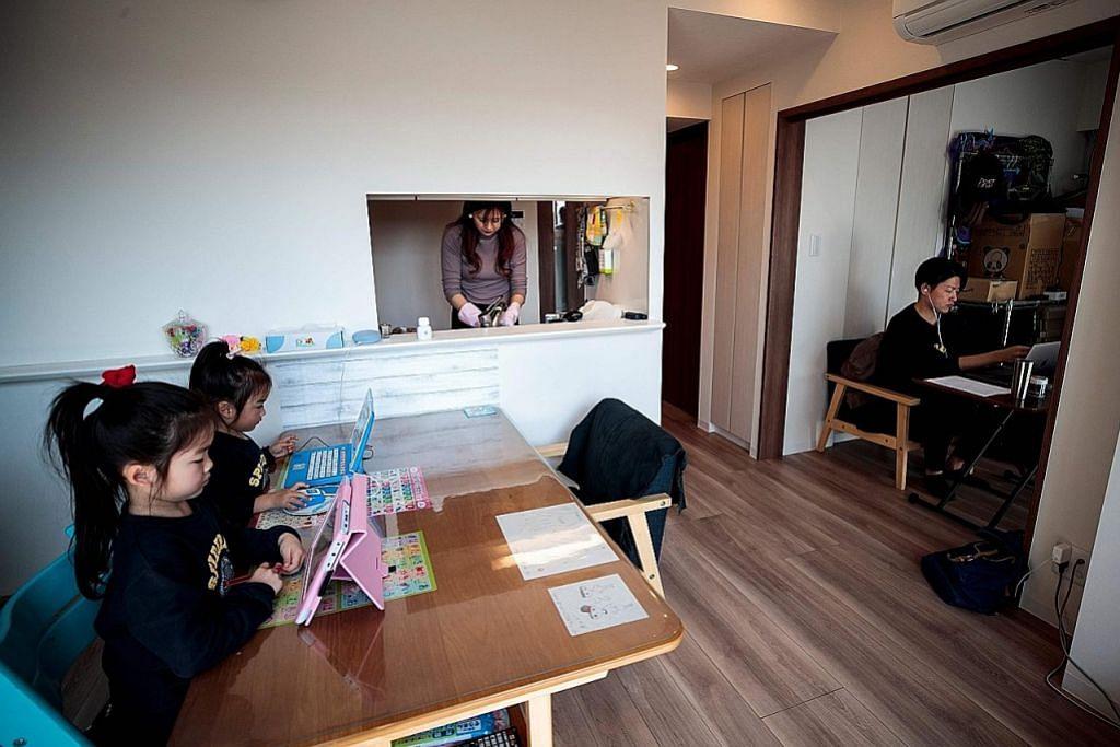 Orang Asia belum cukup bersedia kerja dari rumah?