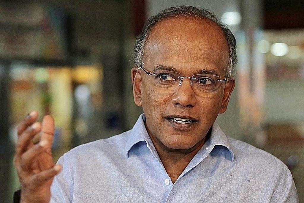 Shanmugam persoal sokongan Pritam terhadap penulis Alfian