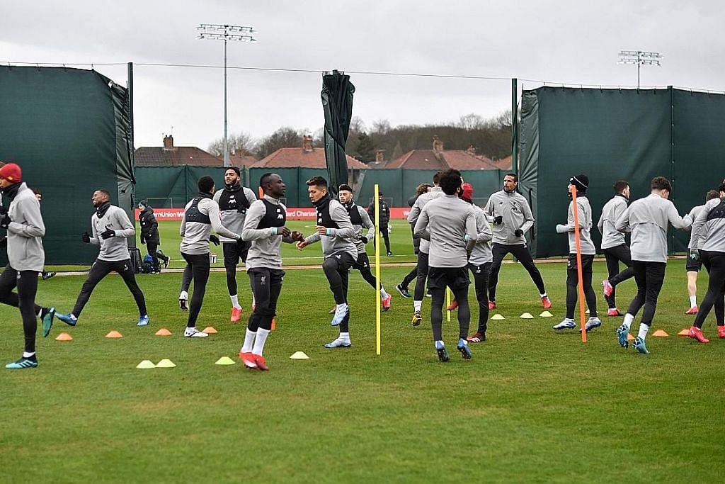 Palace boleh lanjut penantian juara liga Liverpool