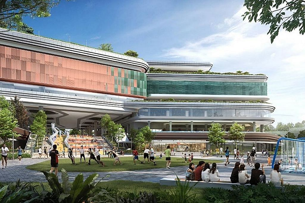 Pembinaan Pusat Sukan Daerah Punggol dimula secepat mungkin