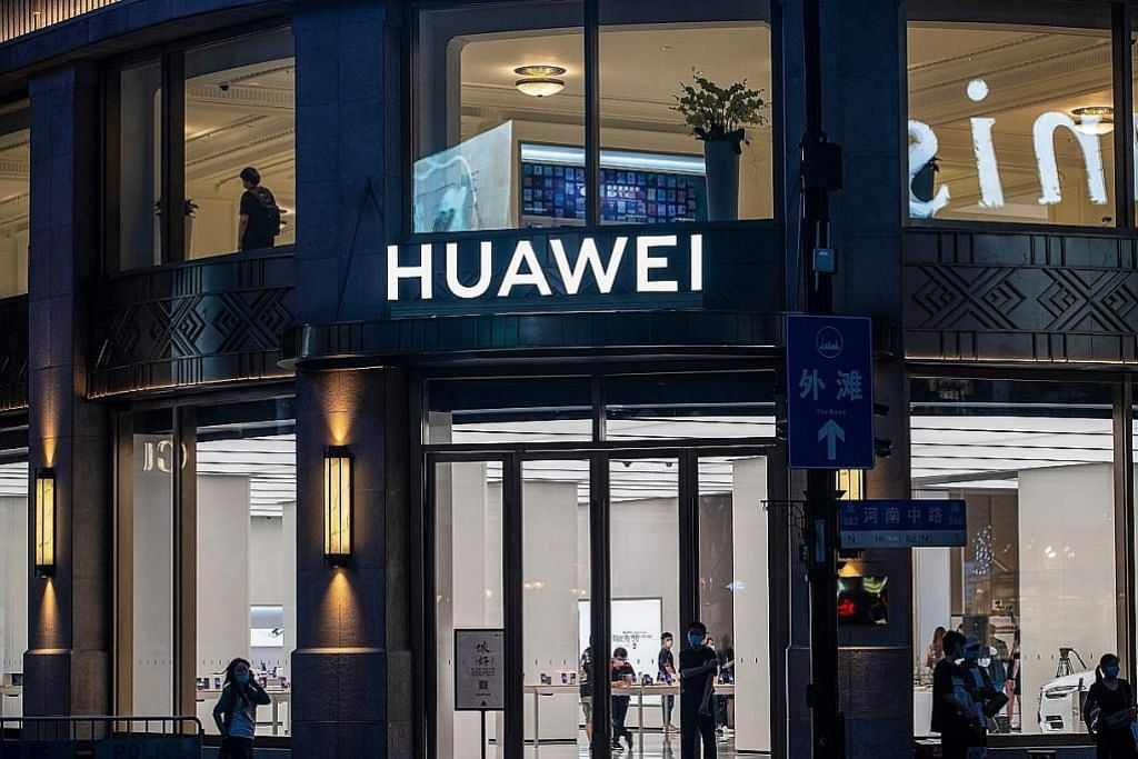 Pentagon nama Huawei dikawal tentera China
