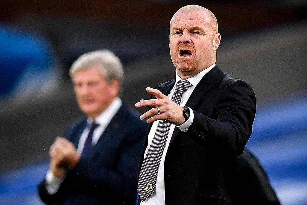 Dyche kekal komited dengan Burnley