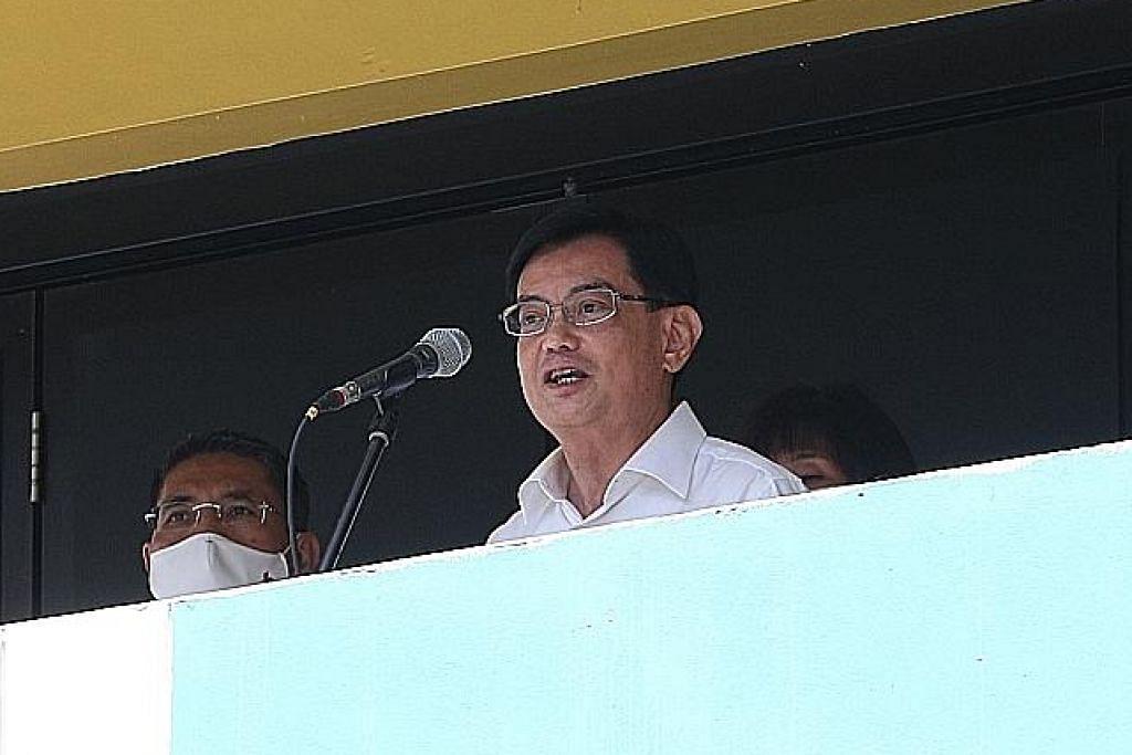 DPM Heng alih ke GRC East Coast kerana tidak mahu ada 'jurang kepimpinan'