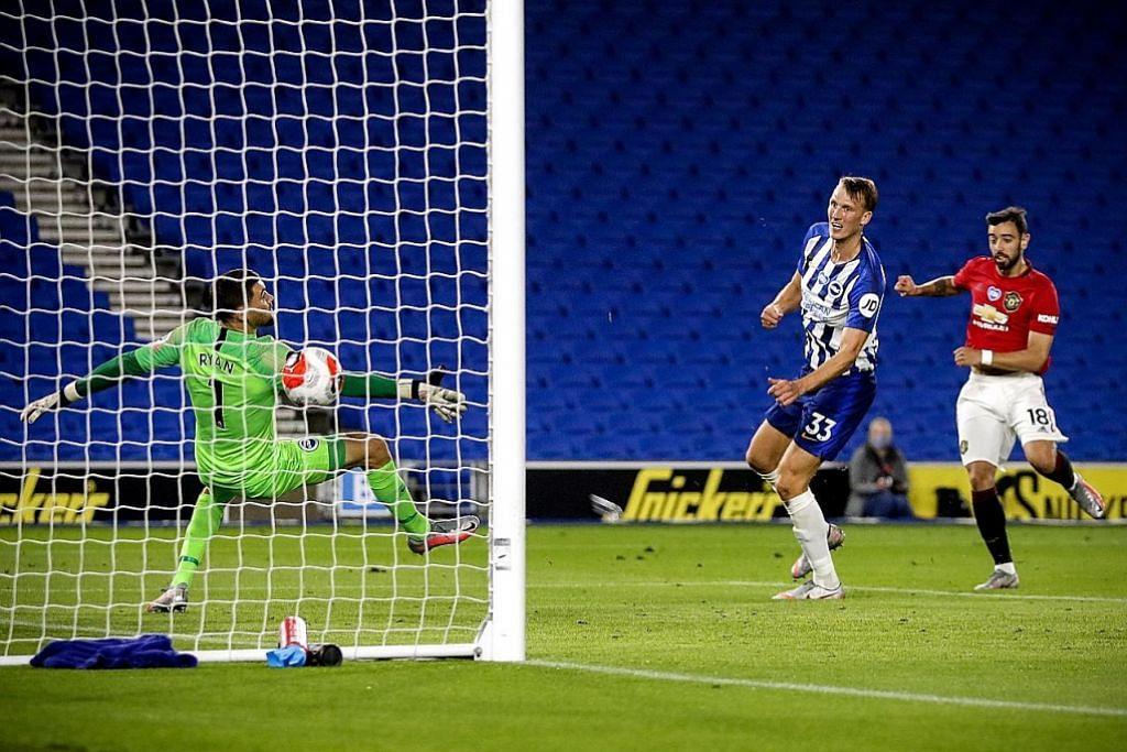 Menang 3-0 cerahkan United layak ke Liga Juara-Juara