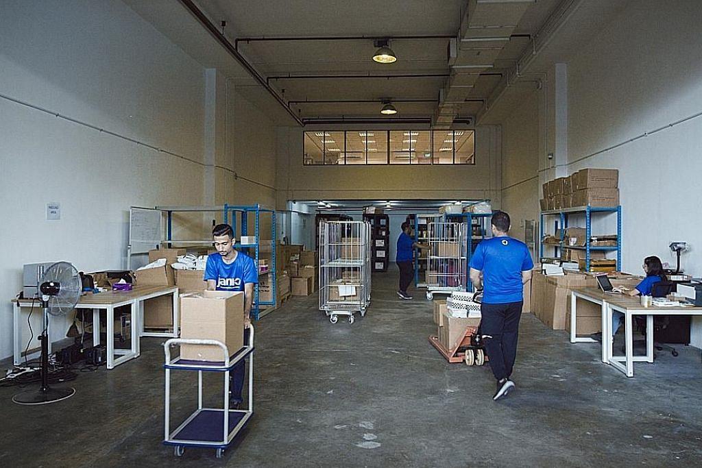 Syarikat logistik mahu tambah 15% pekerja