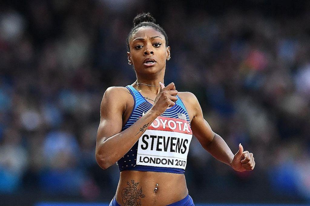 Finalis Sukan Olimpik AS digantung 18 bulan