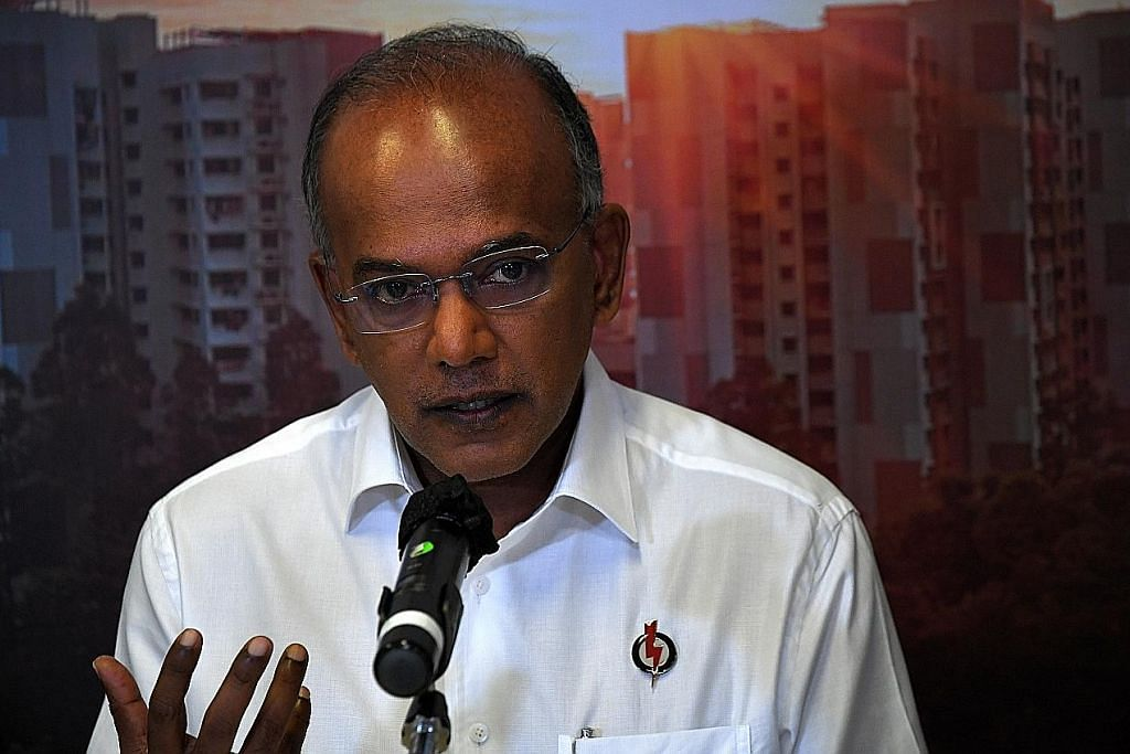 GE2020: Shanmugam kupas 2 mesej utama pengundi