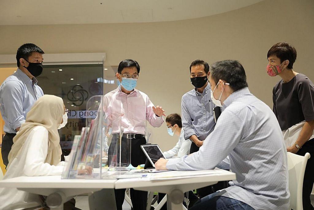 DPM Heng: Majikan harus terima pekerja yang sedia belajar