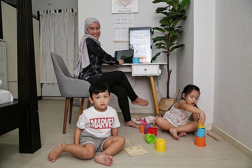Hasil buku elektronik pandu kaum ibu capai keseimbangan