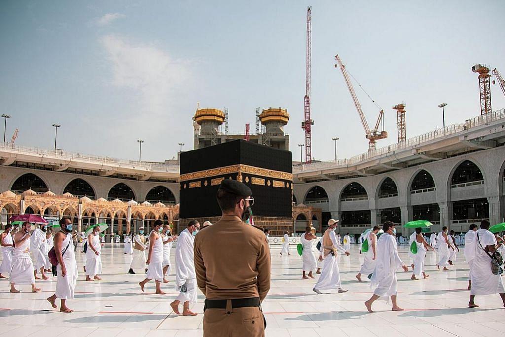 Jemaah haji sihat, tidak dijangkiti Covid-19: Saudi
