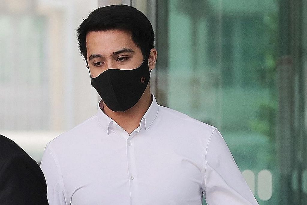 Aliff Aziz mengaku salah atas 2 tuduhan