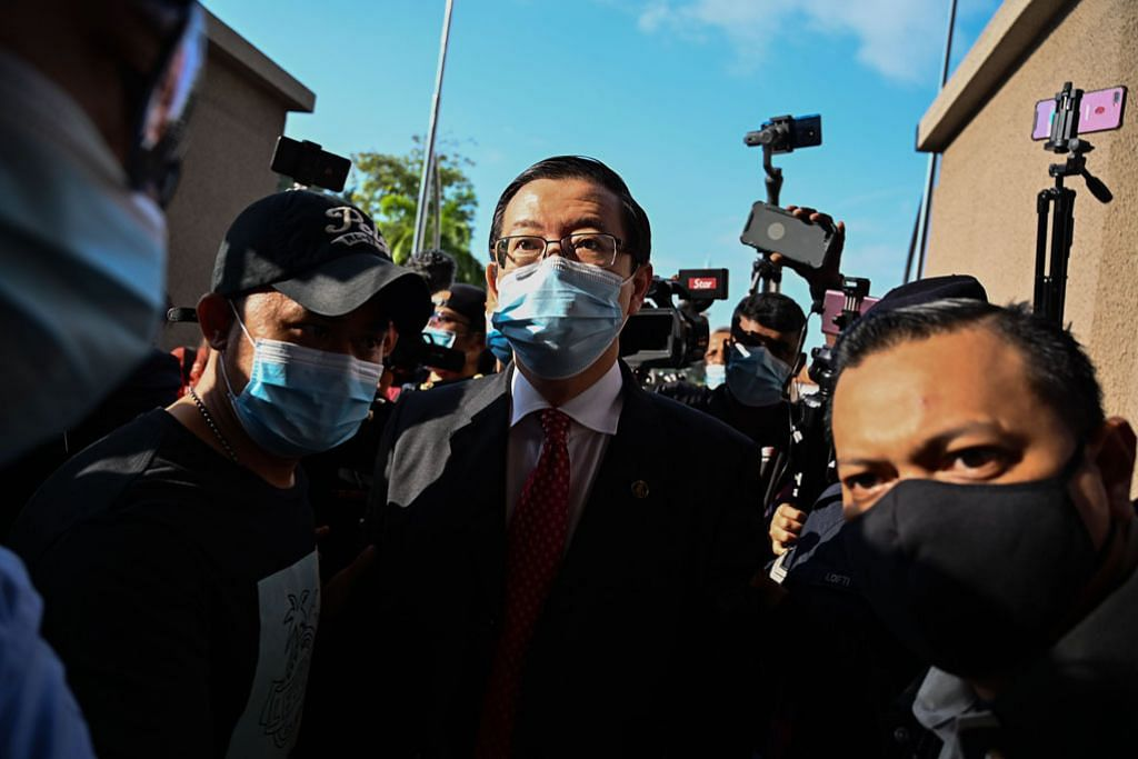 Lim Guan Eng dituduh minta rasuah $2b libat terowong Pulau Pinang