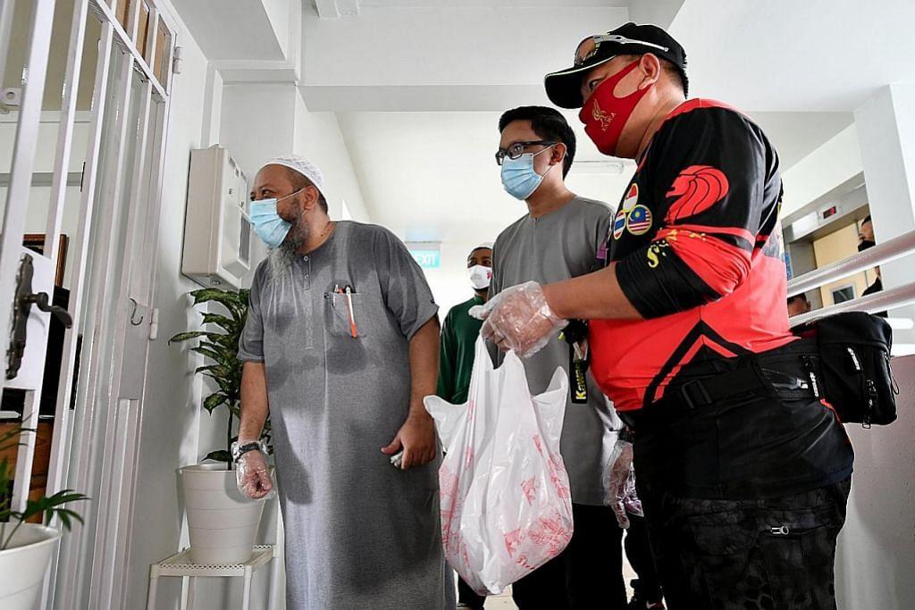 155 keluarga dapat daging korban Al-Mawaddah