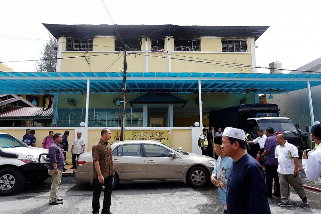 Remaja M'sia dihukum penjara dek bunuh 23 orang dalam kebakaran pusat tahfiz