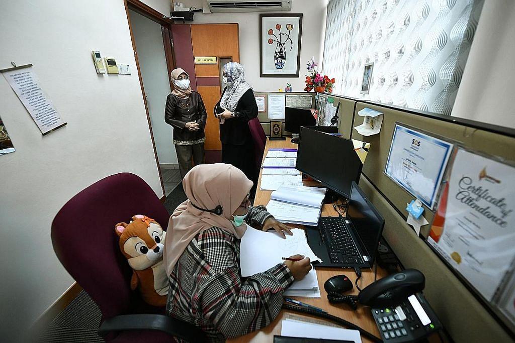 Presiden Halimah: Badan Melayu/Islam harus beri tumpuan bantu masyarakat terjejas Covid-19