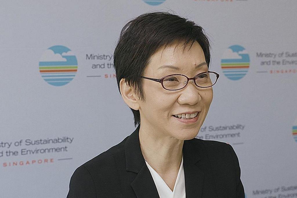 APA YANG AKAN DIUSAHAKAN Undang-undang baru sekitaran bakal diperkenal: Grace Fu