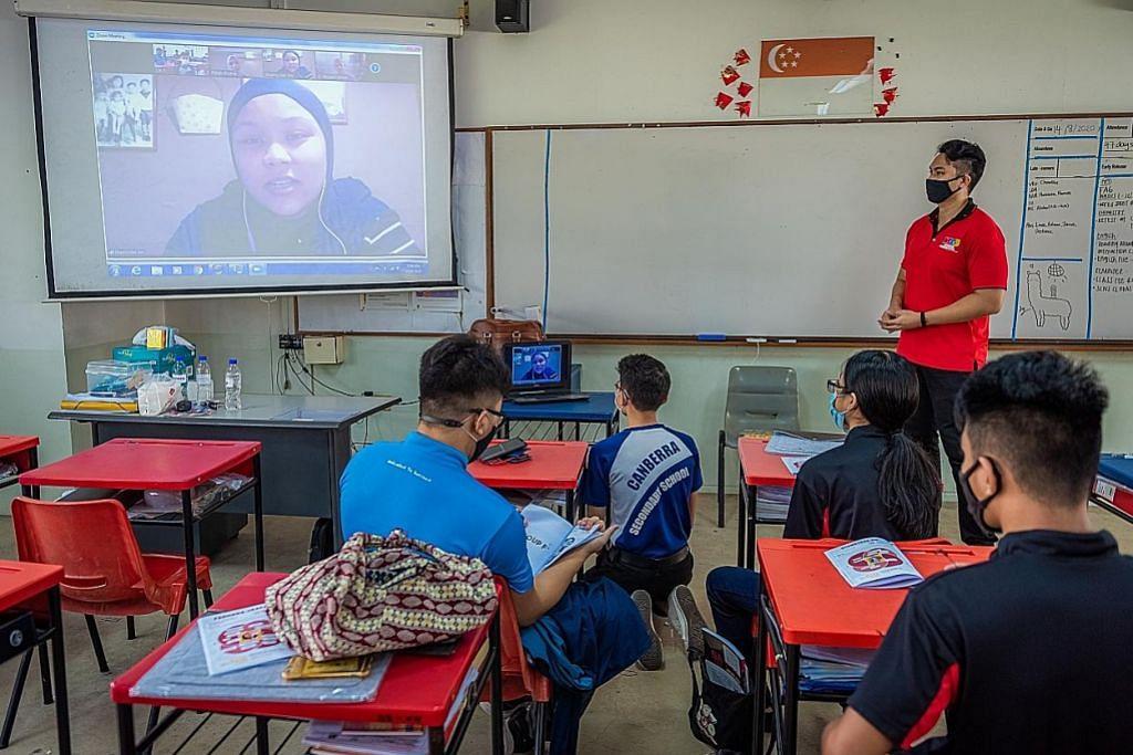 Bengkel bagi pelajar dengar kisah kerjaya karyawan