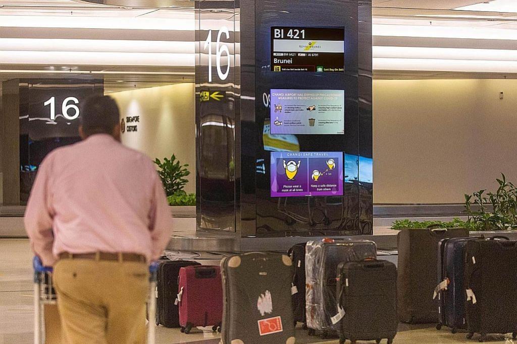 14 pelawat dari New Zealand dan Brunei tiba di S'pura