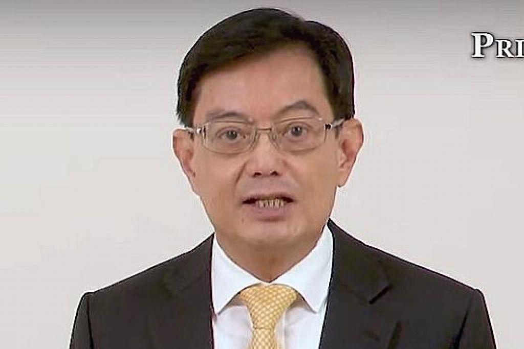 DPM Heng: Negara perlu baharui ekon bagi raih manfaat globalisasi