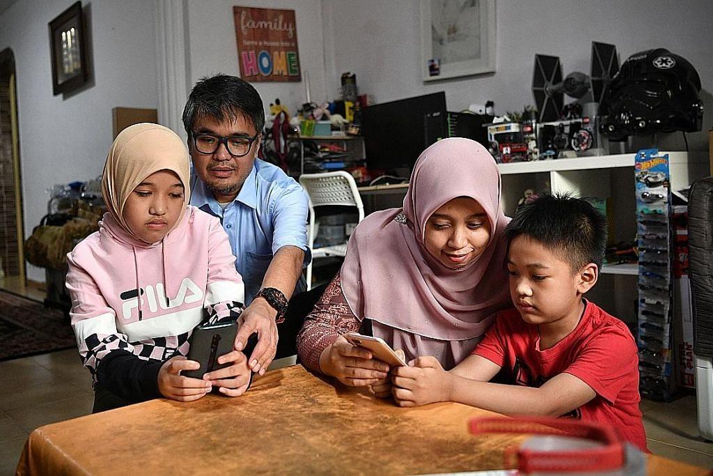 Penting pantau pergerakan anak dalam talian