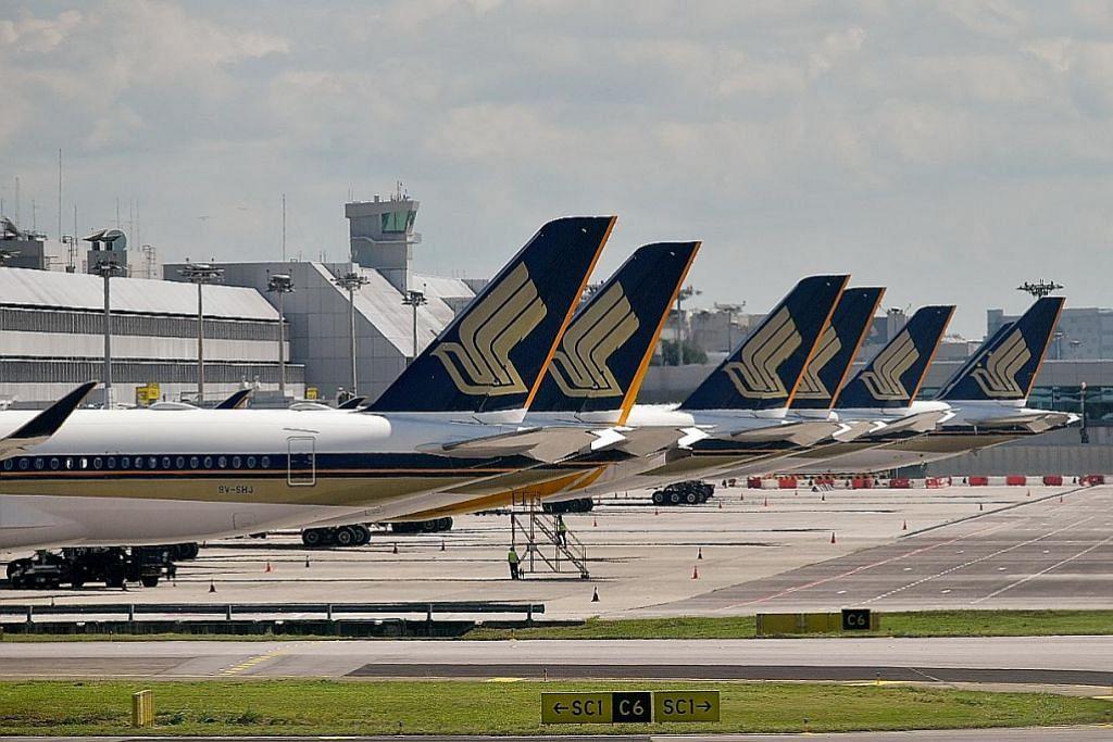 SIA lepaskan separuh dari lebih 400 juruterbang kadet dan kru kabin pelatih