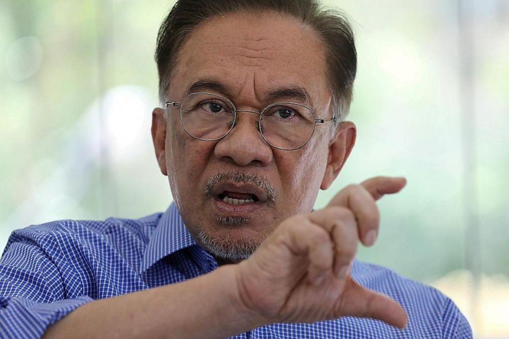 Anwar gagal batalkan saman cabar pengampunannya