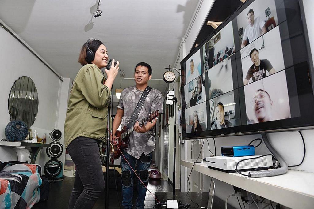 Konsert maya 'SingaRock' bangkitkan semangat pemuzik SG