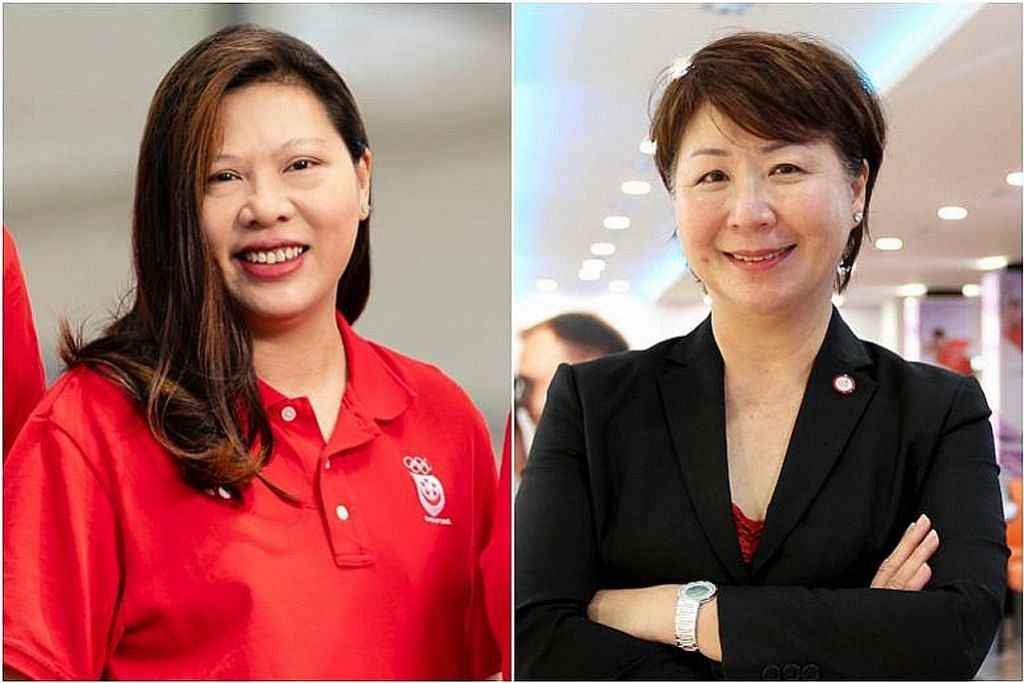 Juliana Seow, Jessie Phua dipilih naib presiden SNOC