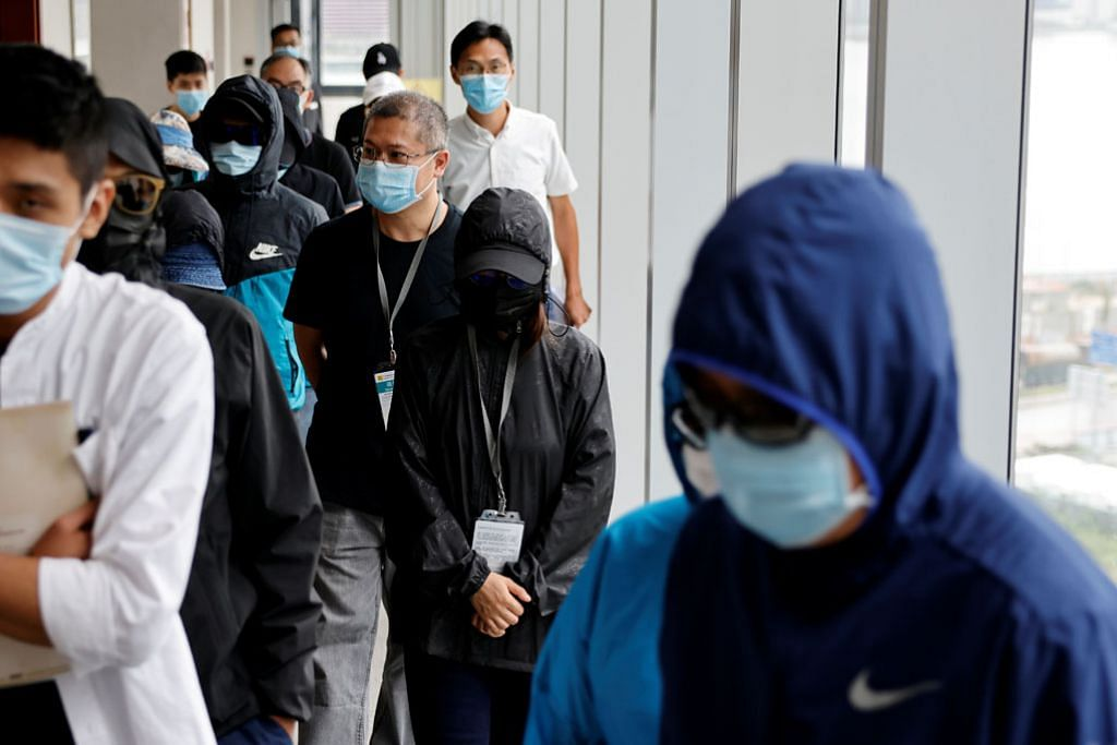 Pembangkang HK tuntut China bebaskan 12 aktivis