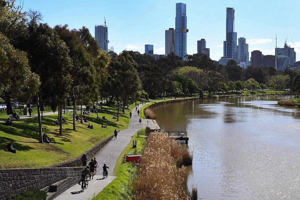 Pihak berkuasa hentikan sekatan malam di Melbourne