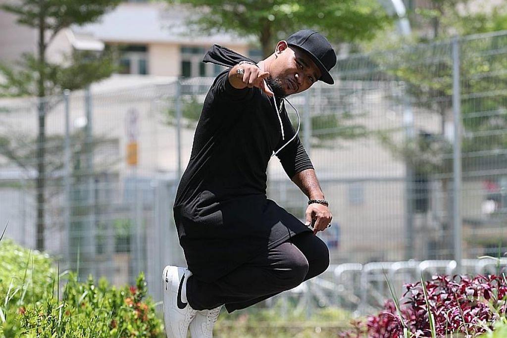 Lagu 'Qaram' bangkit semangat bakat hip hop S'pura