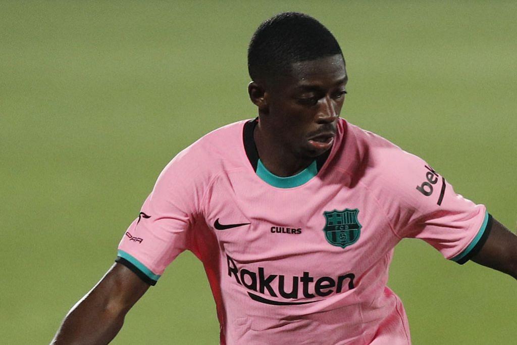 Sancho mungkin tak jadi, United buru dua pemain lain