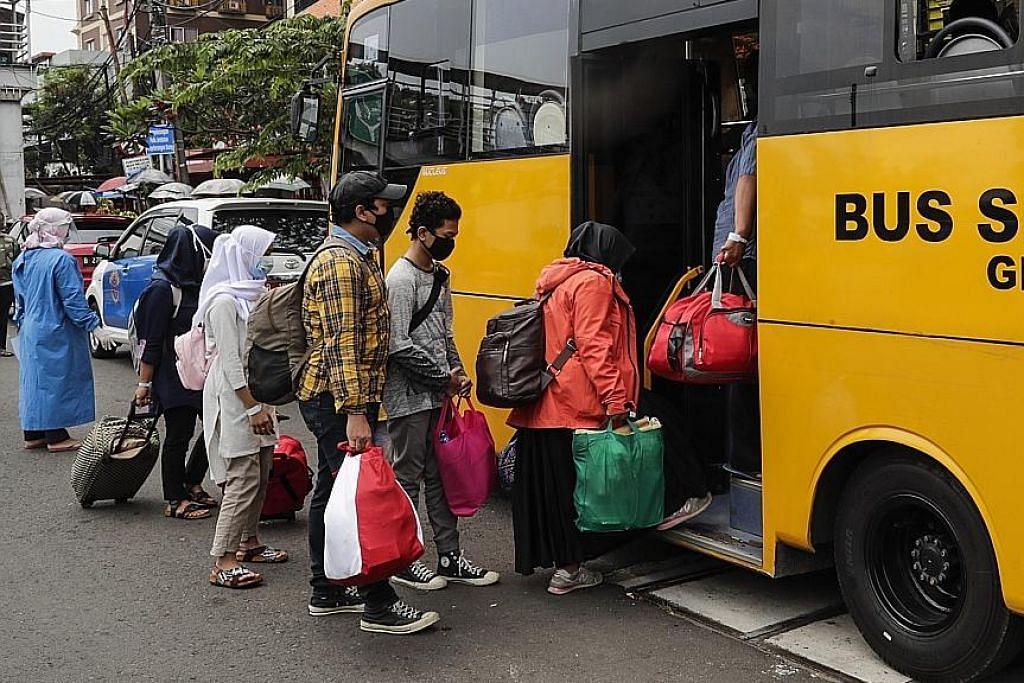 RENCANA LINGKARAN ASIA Virus jejas teruk sosioekon dan politik Indonesia