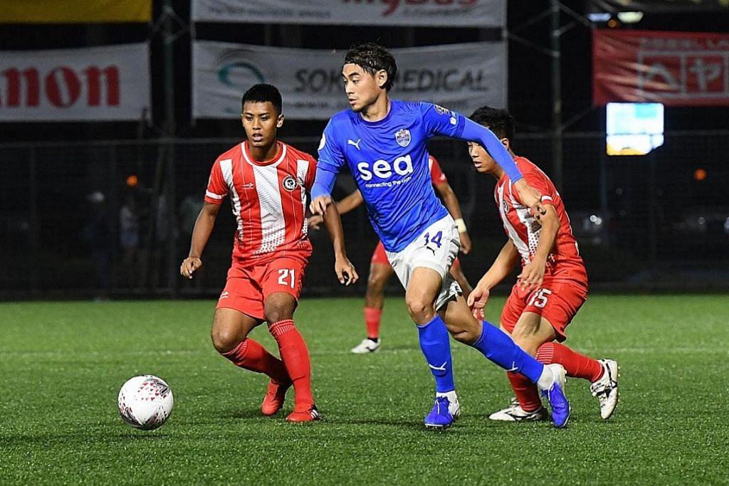 Liga Perdana Singapura disambung 17 Oktober