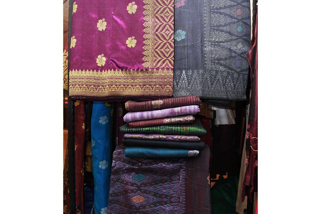 APA KATA TUKANG JAHIT APA KATA PENGKAJI APA KATA USAHAWAN Songket terus diminati tetapi usah lupa tekstil lain