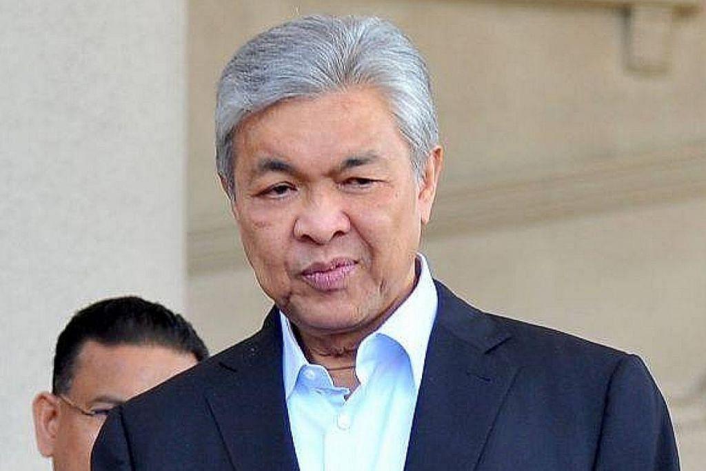 Agong batal pertemuan dengan pemimpin parti politik